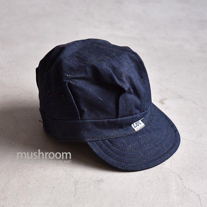 Lee DENIM WORK CAP(7 1/2/DEADSTOCK)