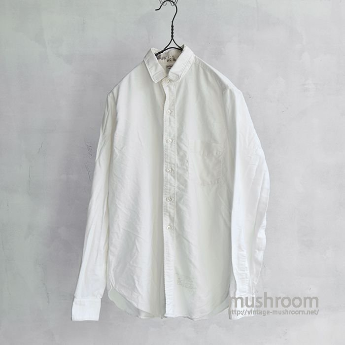 ARROW WHITE OXFORD SHIRT