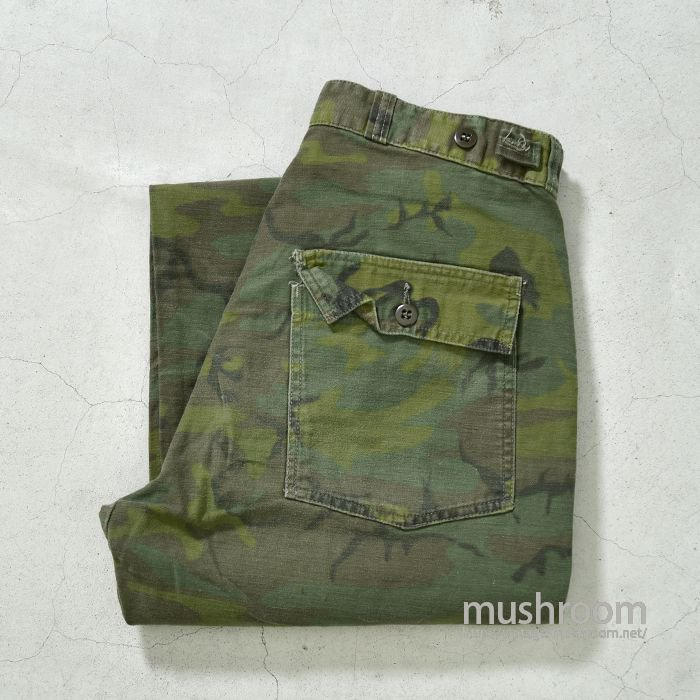 OLD WOODLAND CAMO PATTERN UTILITY TROUSER