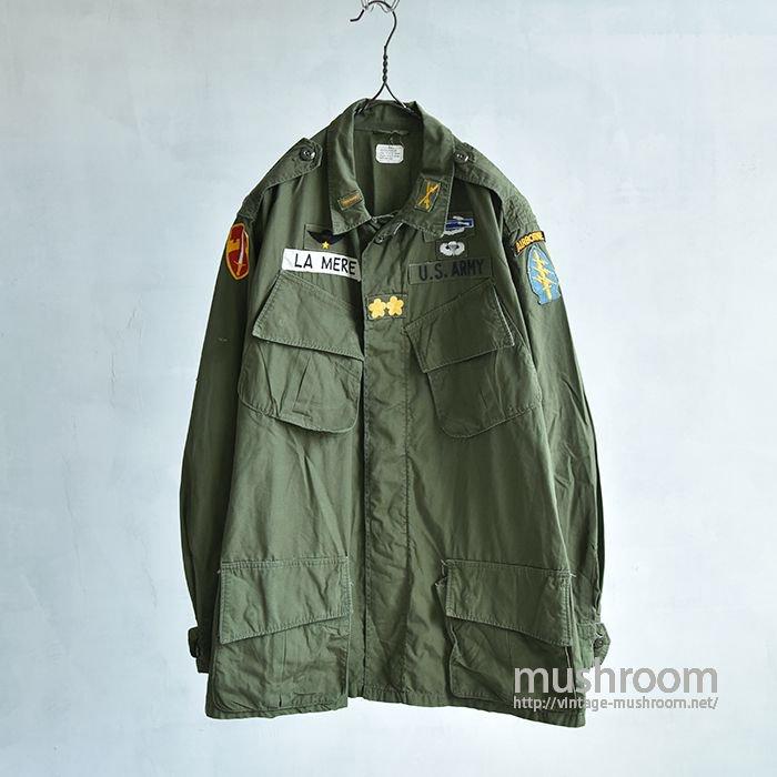 U.S.ARMY FATIGUE JACKET(2ND MODEL)