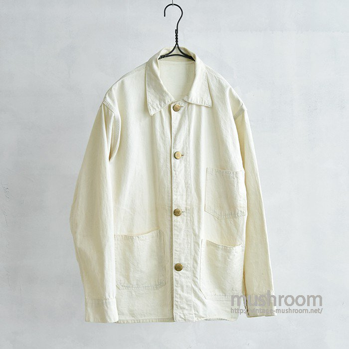 OLD COTTON COVERALL(MINT)
