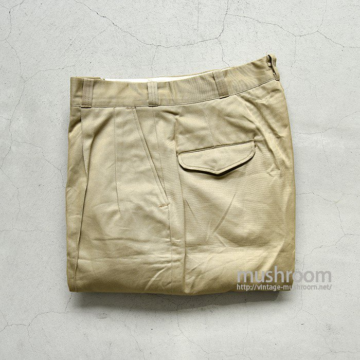 U.S.ARMY CHINO SHORTS( 30R/DEADSTOCK )