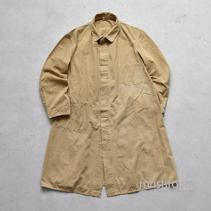FORD COTTON TWILL SHOP COAT(MADE BY CARHARTT)