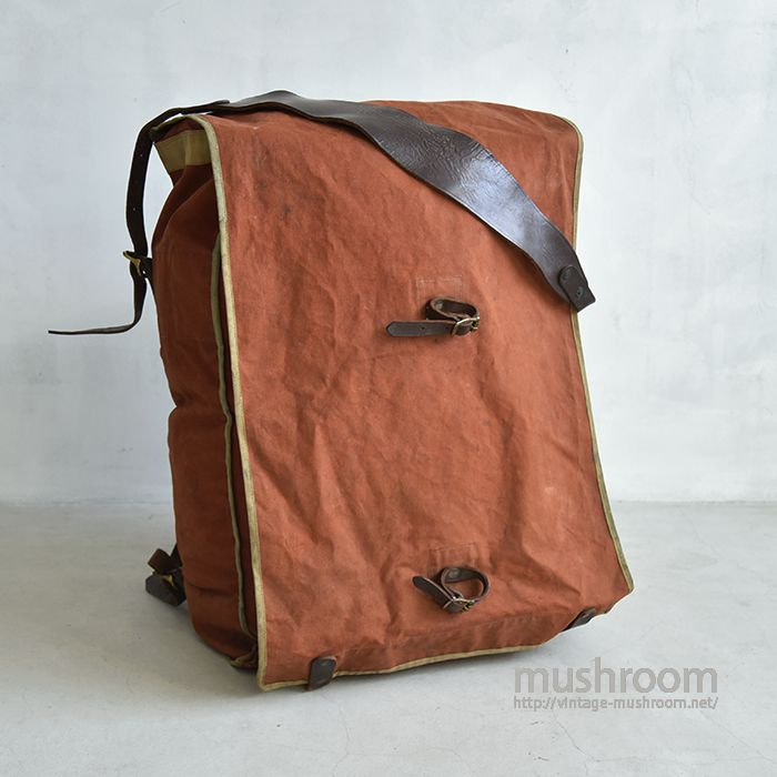 ABERCROMBIE&FITCH 2WAY CANVAS BAG