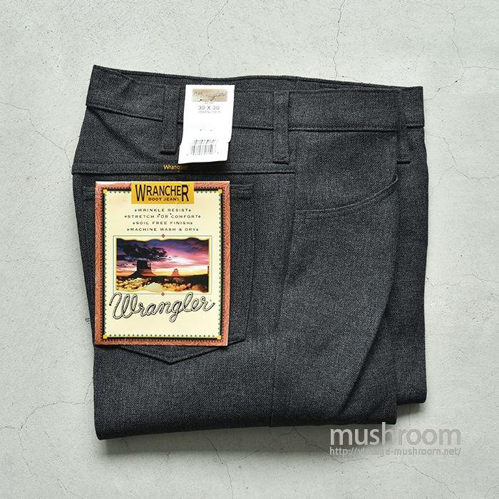 WRANGLER WRANCHER PREST PANTS( W30L30/DEADSTOCK)