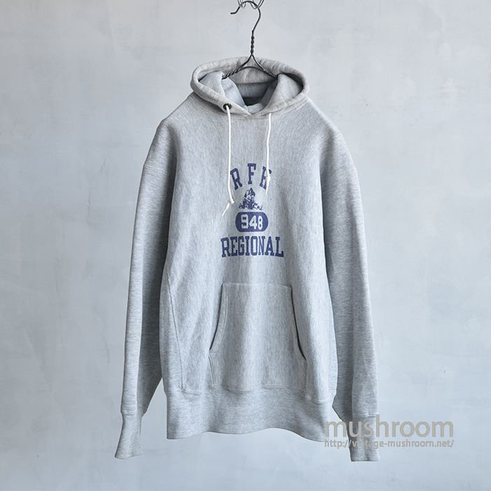 CHAMPION COLLEGE REVERSE HOODY(L/ONE COLOR TAG)