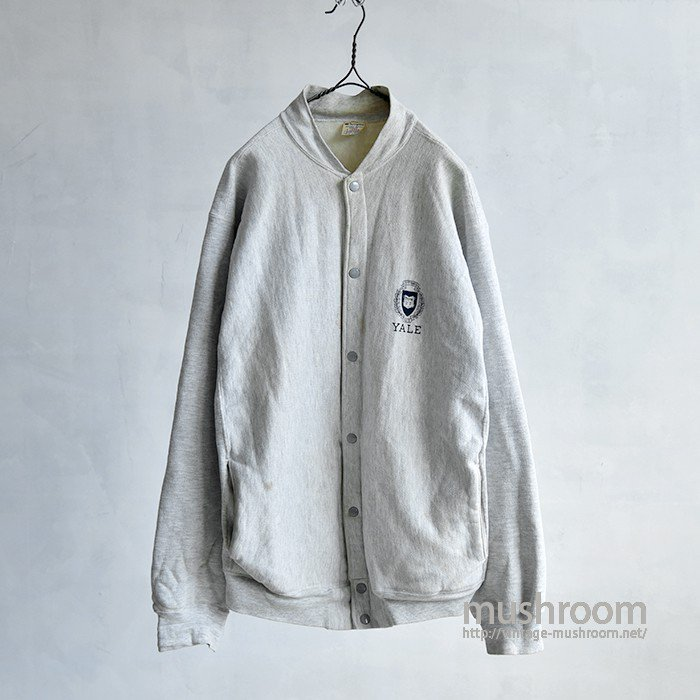 CHAMPION COLLEGE FULL-SNAP REVERSE WEAVE(XL/NON-WASHED)