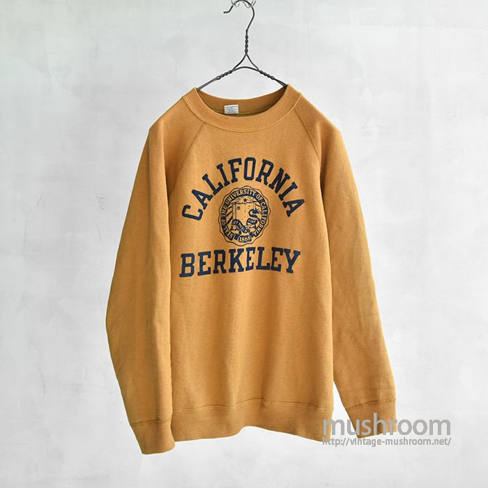 CHAMPION COLLEGE SWEAT SHIRT(L/NON WASHED)