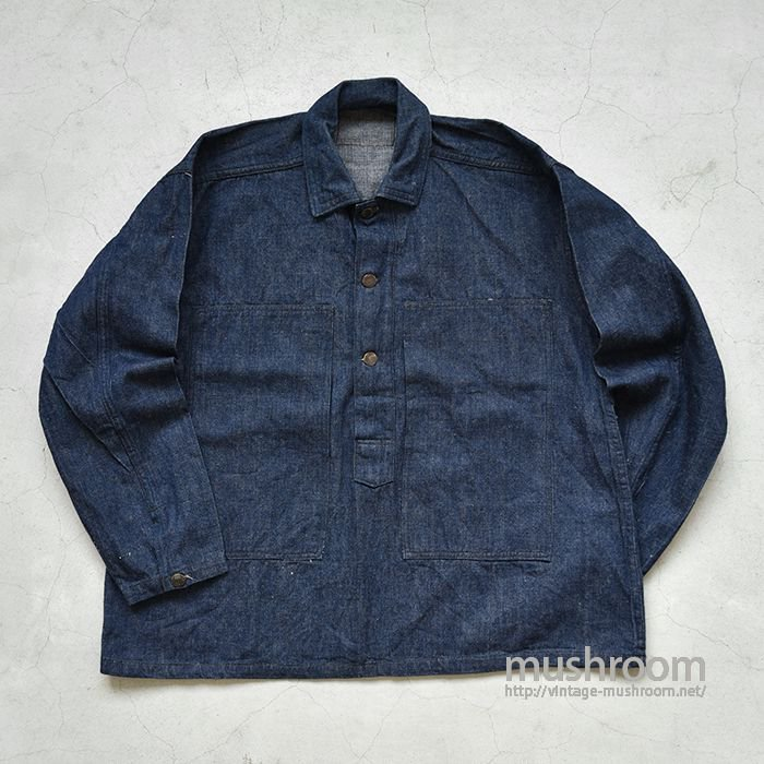 WW1 THE LINCOLN DENIM JUMPER(ONE-WASHED/MINT)