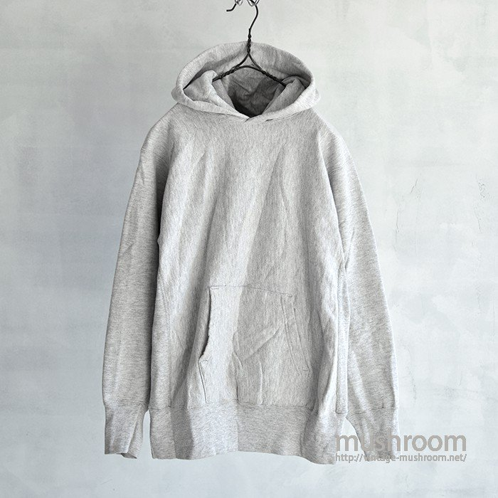 LAND'S END REVERSE WEAVE HOODY(MADE BY CHAMPION)