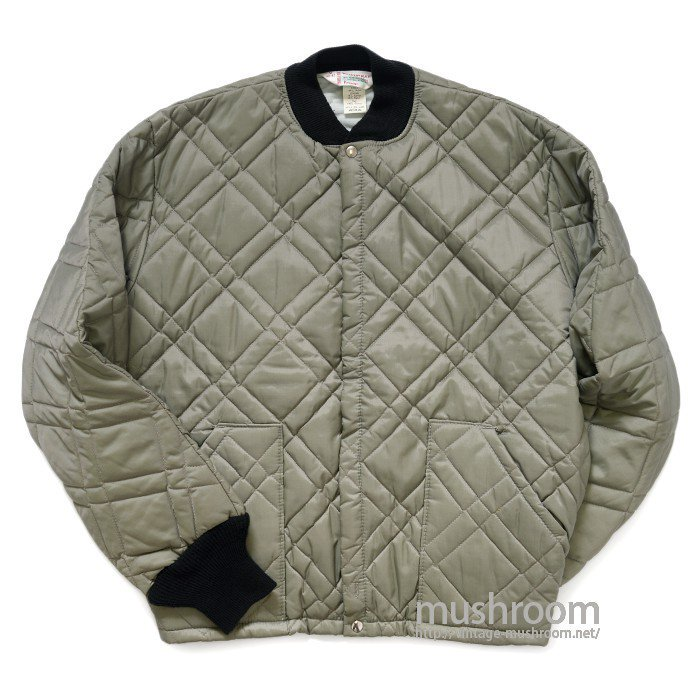 TOWNCRAFT QUILTING JACKET( M/DEADSTOCK )