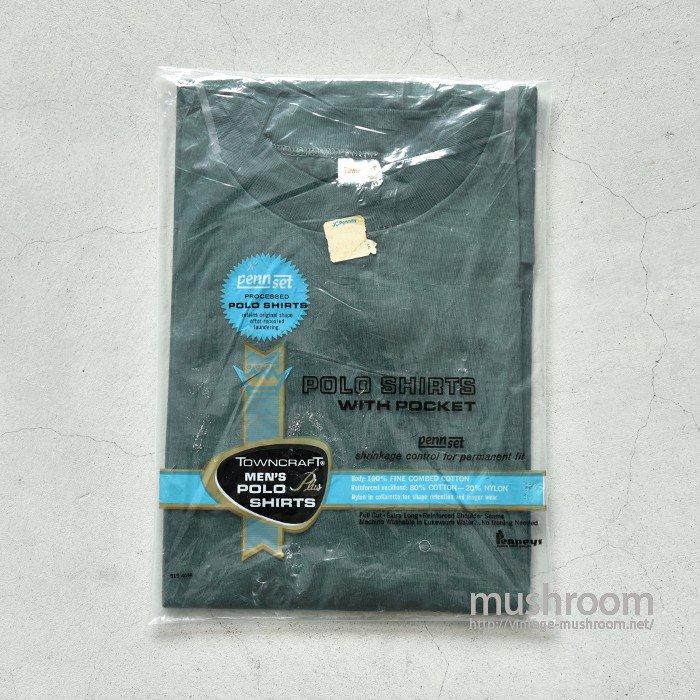 TOWNCRAFT POCKET T-SHIRT( M/DEADSTOCK )