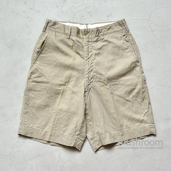 U.S.AIRFORCE  CHINO SHORTS( W32R/MINT )
