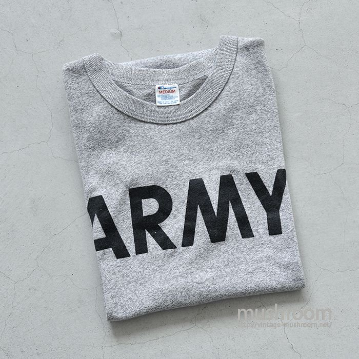 ARMY T-SHIRT(MADE BY CHAMPION)