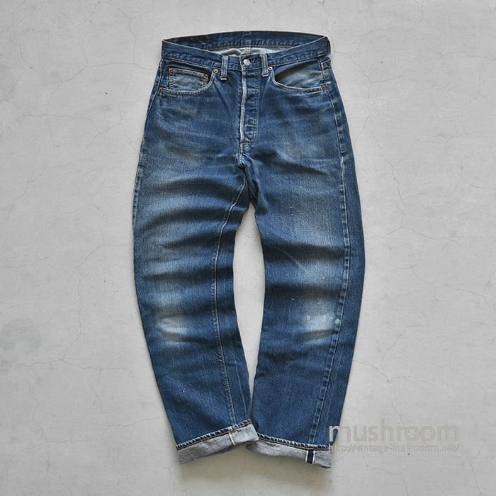 LEVI'S 501 66SS JEANS( 32-34)