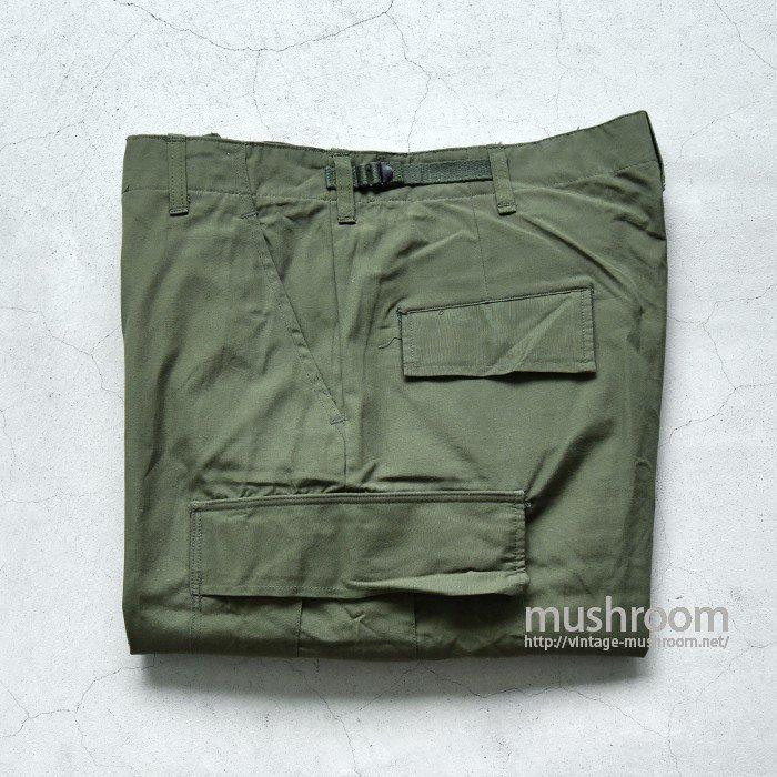 U.S.ARMY JUNGLE FATIGUE PANTS(L-REGULAR/DEADSTOCK)