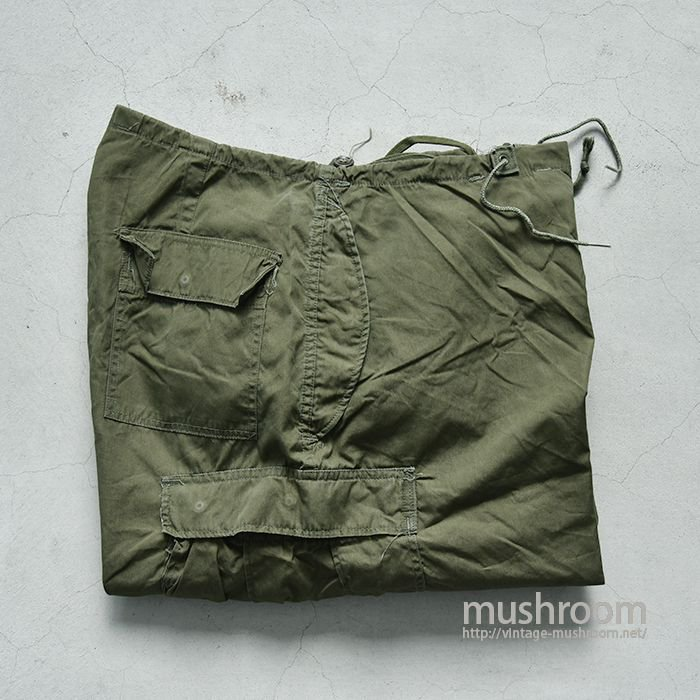 U.S.ARMY M-1951 TROUSERS SHELL ARCTIC