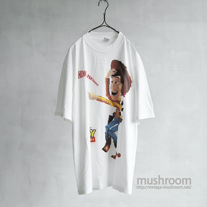 TOY STORY WOODY TEE(L/DEADSTOCK)