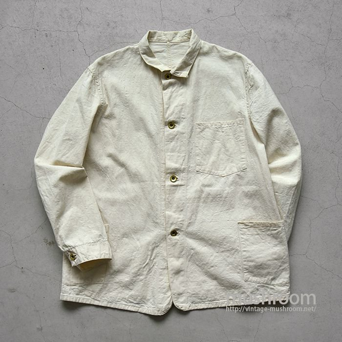 S.K.CO COTTON COVERALL( ONE-WASHED/MINT )