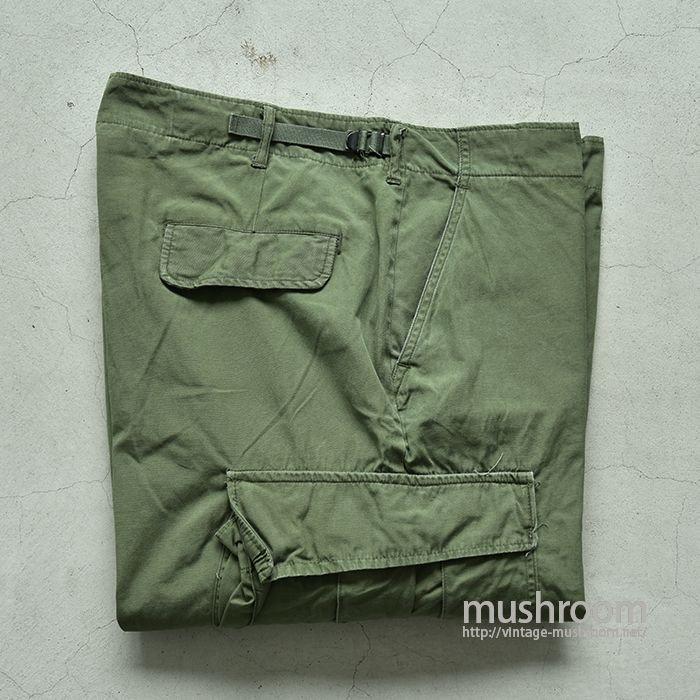 U.S.ARMY JUNGLE FATIGUE PANTS(L-SHORT)