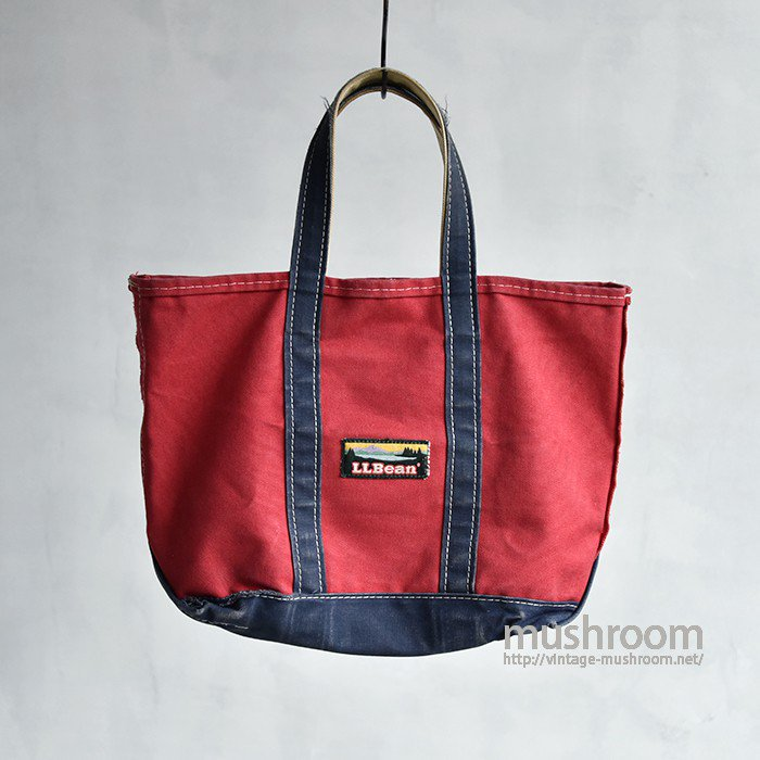 L.L.BEAN TWO TONE BOAT AND TOTE