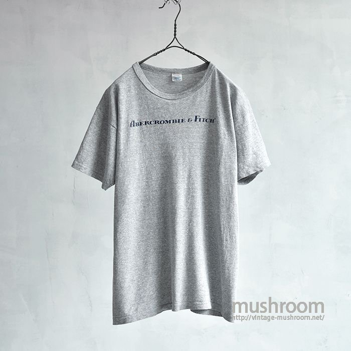 ABERCROMBIE & FITCH TEE( MADE BY CHAMPION )