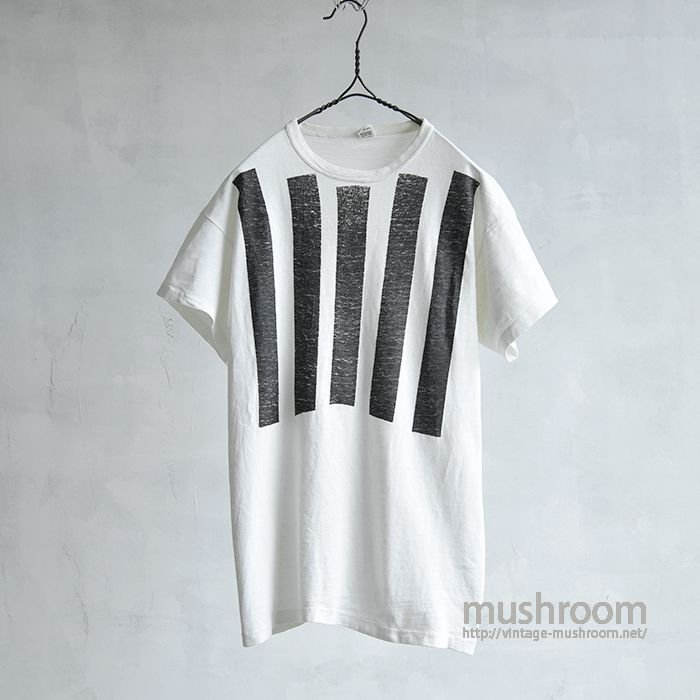 RUSSELL SOUTHERN ATHLETIC COTTON T-SHIRT
