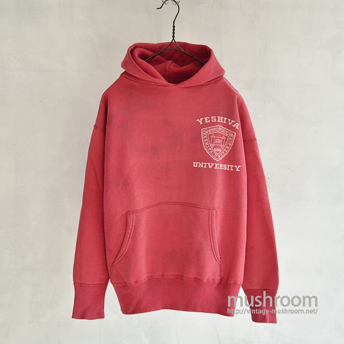 OLD COLLEGE SWEAT HOODY