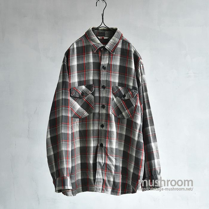 FROST PROOF PLAID FLANNEL SHIRT