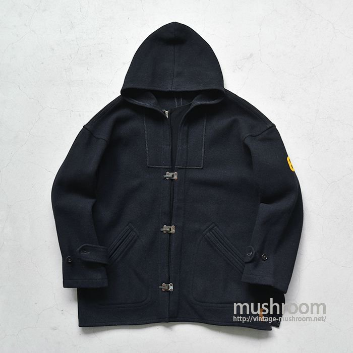 OLD COLLEGE ATHLETIC WOOL PARKA