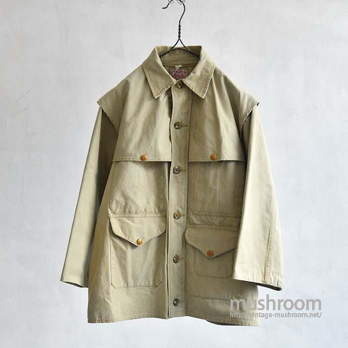 FIL-CLO DOUBLE TIN-CLOTH CRUISER  JACKET