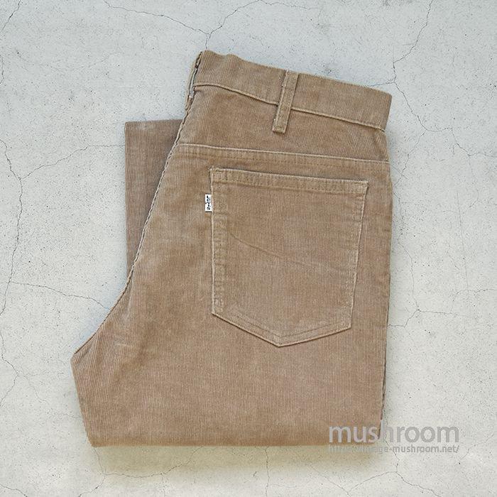 LEVI'S 519-1523 CORDUROY PANTS(34-30/MINT)