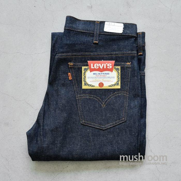 LEVI'S 646E JEANS(W34L36/DEASTOCK)