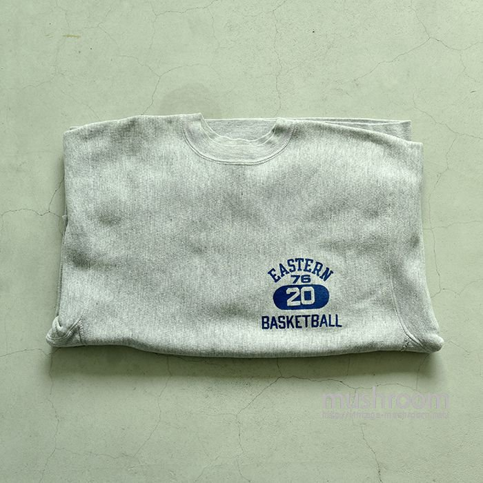CHAMPION COLLEGE REVERSE WEAVE( MINT/ONE COLOR TAG )
