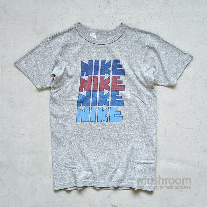 NIKE ATHLETIC T-SHIRT(MADE BY CHAMPION)