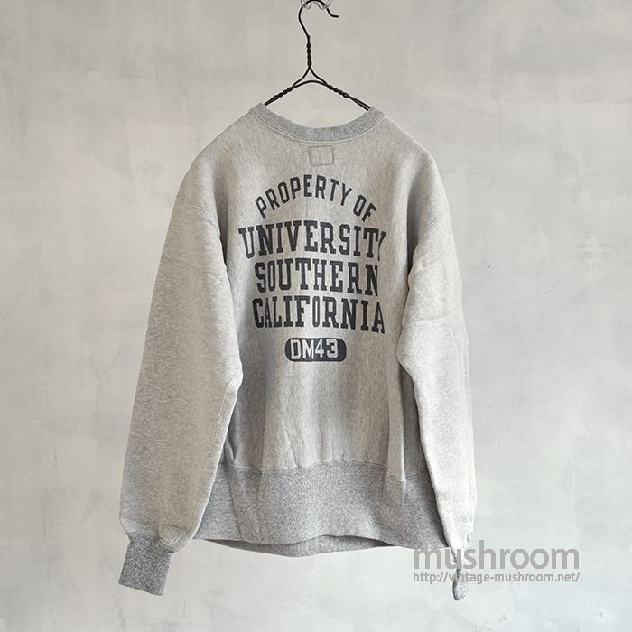 CHAMPION TWO-TONE COLLEGE REVERSE WEAVE( M/MINT )