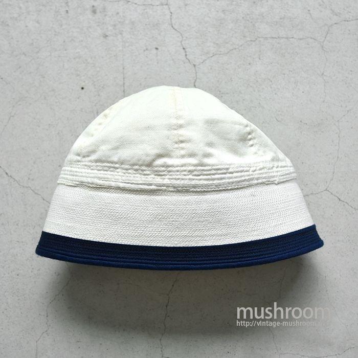 U.S.NAVY BLUE-TRIM DIXIE HAT