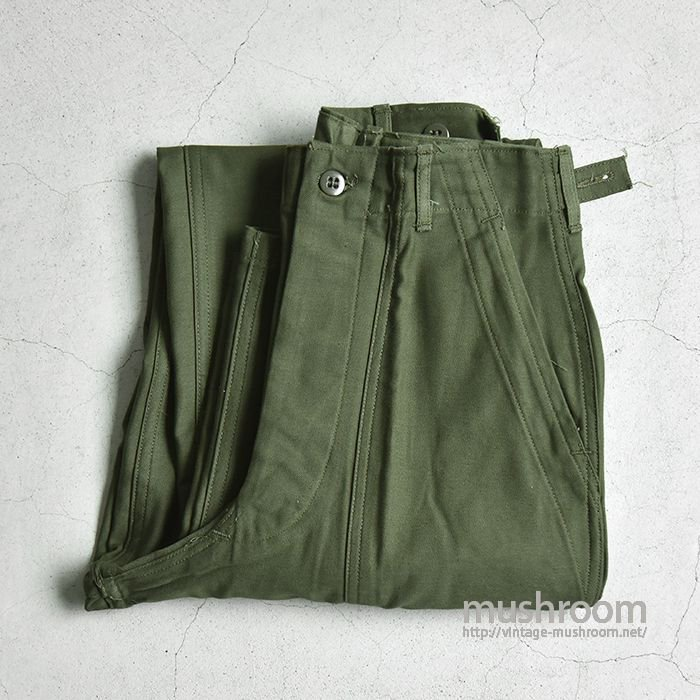 U.S.ARMY UTILITY TROUSER(DEADSTOCK/X-SMALL)