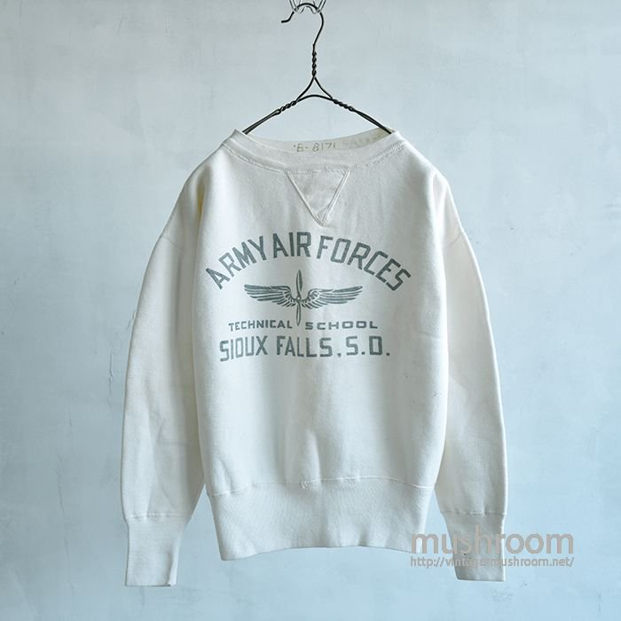ARMY AIR FORCE S/V SWEAT SHIRT