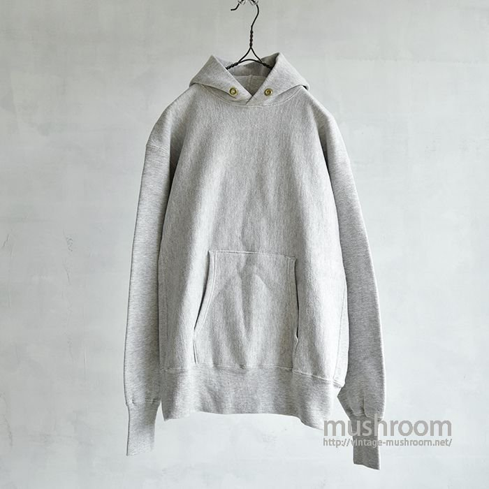 CHAMPION PLAIN REVERSE WEAVE HOODY(XL/ONE COLOR TAG )