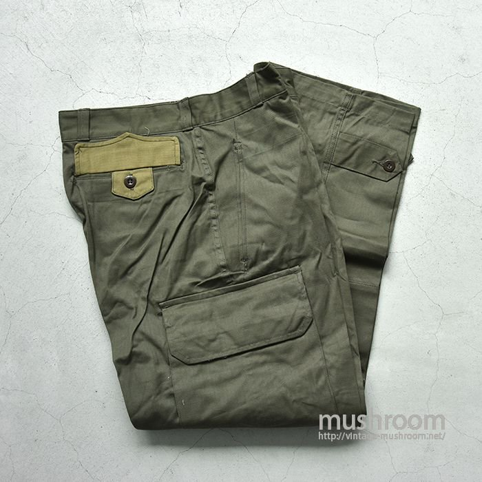 FRENCH ARMY M-47 HBT TROUSER(21/DEADSTOCK)