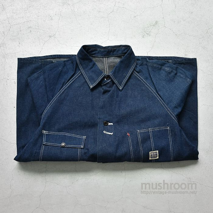 WW2 PAY DAY DENIM COVERALL(46/DEADSTOCK)