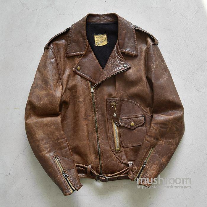BECK Northeaster 333 M/C Leather Jacket
