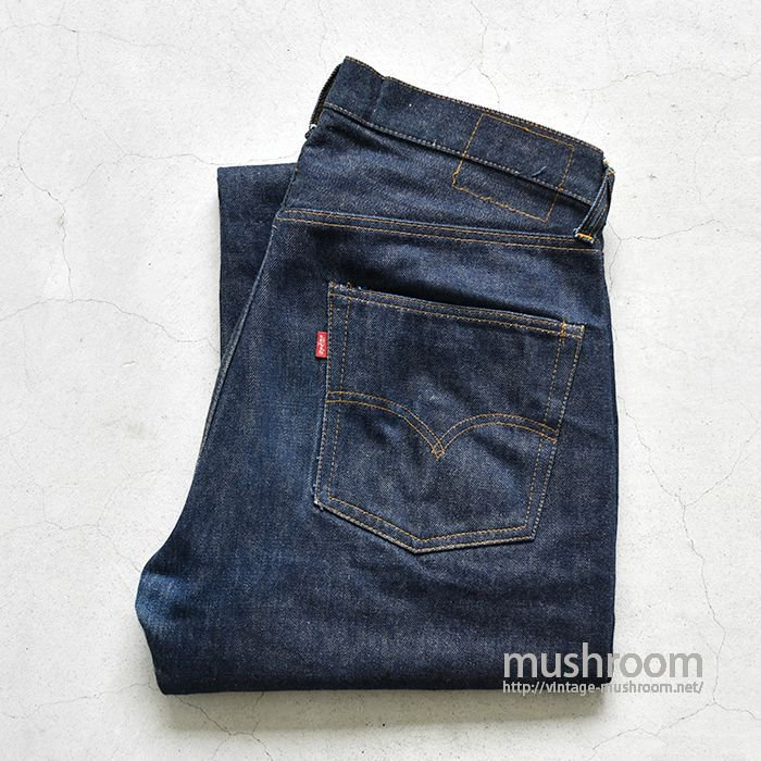LEVI'S 501 66SS JEANS(NON-WASHED)