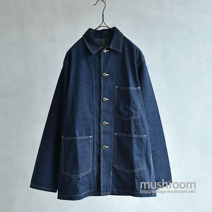 OLD DENIM COVERALL(MINT)