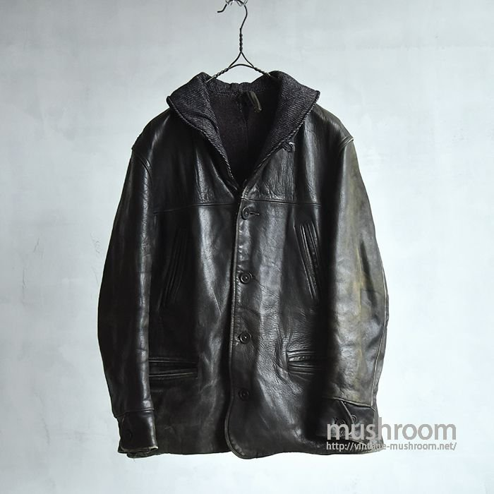 JCP STERLING SINGLE BREASTED CAR COAT(UNUSUAL COLLAR)