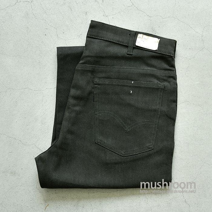 LEVI'S 518 SLIM FITS PANTS(W36/L28/ DEADSTOCK)