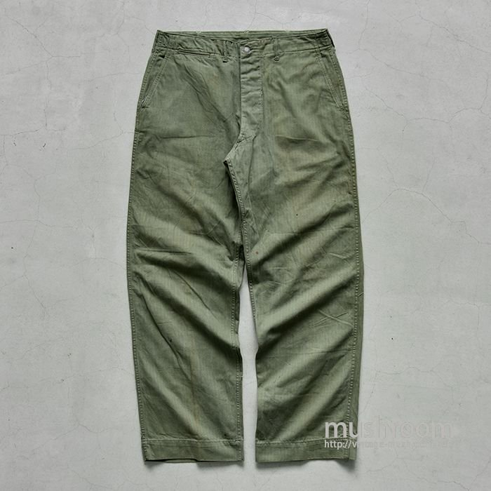 U.S.ARMY HBT TROUSERS(36-33/GOOD CONDITION)