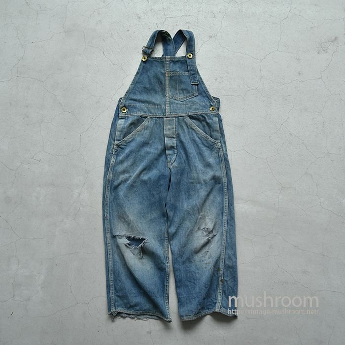 OLD KID'S OVERALLS