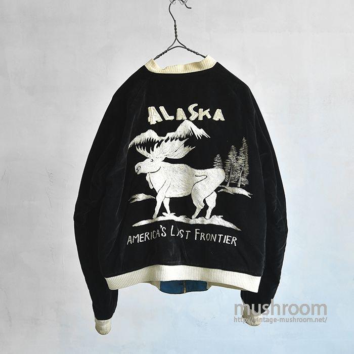 ALASKA SOUVENIR JACKET